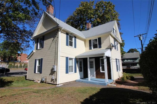 17 Hazel Street, Manchester, CT 06040 (MLS #170019981) :: Hergenrother Realty Group Connecticut