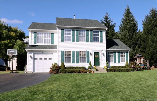 7 Oak Ridge Lane, Milford, CT 06461 (MLS #170020690) :: Stephanie Ellison