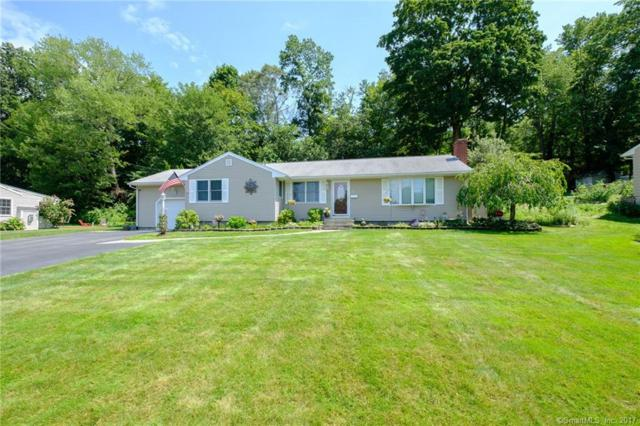 60 Bayberry Drive, Wallingford, CT 06492 (MLS #170021884) :: Carbutti & Co Realtors