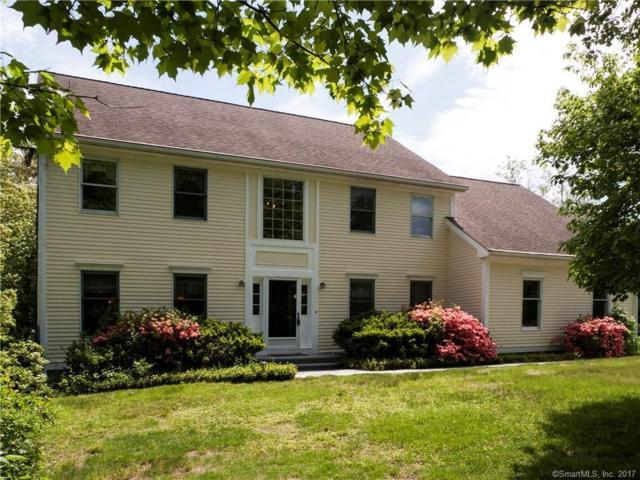 38 Carriage Drive, Bethany, CT 06524 (MLS #170023003) :: Stephanie Ellison
