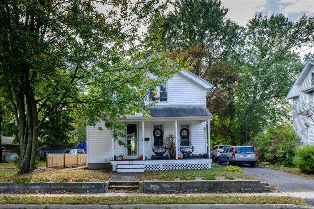218 Hall Avenue, Wallingford, CT 06492 (MLS #170023516) :: Carbutti & Co Realtors