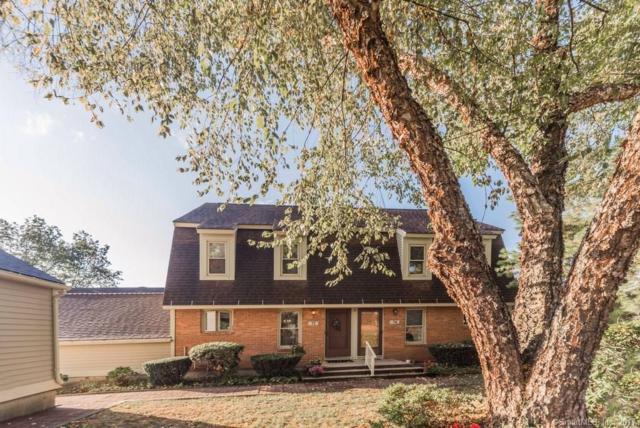 72 Colonial Hill Drive #72, Wallingford, CT 06492 (MLS #170023545) :: Carbutti & Co Realtors