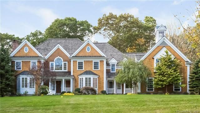 297 Ridgefield Road, Wilton, CT 06897 (MLS #170023835) :: The Higgins Group - The CT Home Finder