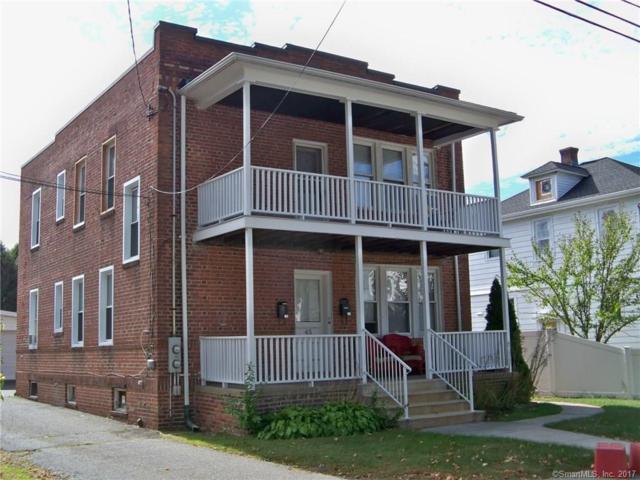 45 Lee Avenue, Wallingford, CT 06492 (MLS #170024013) :: Carbutti & Co Realtors