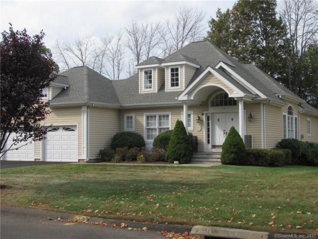 16 Mulligan Drive #16, Wallingford, CT 06492 (MLS #170024217) :: Carbutti & Co Realtors