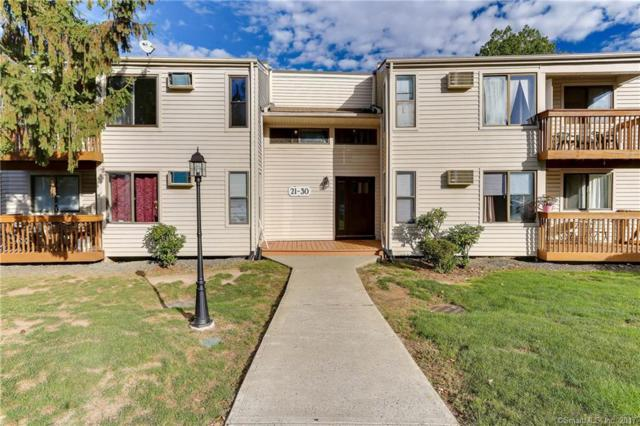 27 Woodland Drive #27, Cromwell, CT 06416 (MLS #170024675) :: Carbutti & Co Realtors