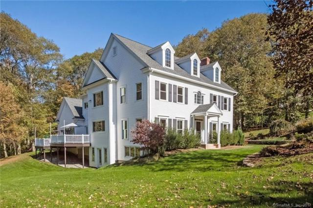 111 Ridge Road, Glastonbury, CT 06033 (MLS #170025718) :: Hergenrother Realty Group Connecticut
