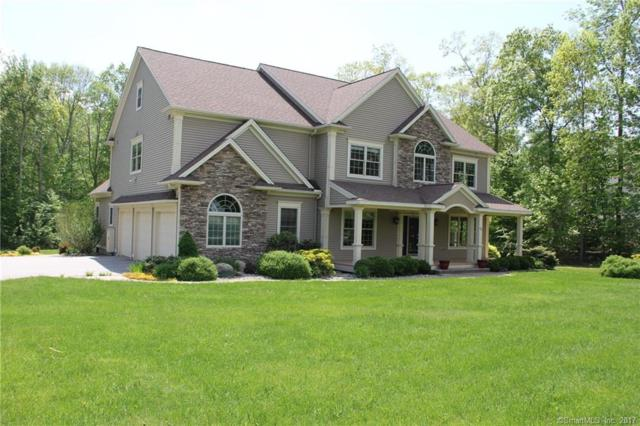 60 Beacon Hill Drive, Mansfield, CT 06268 (MLS #170026149) :: Anytime Realty