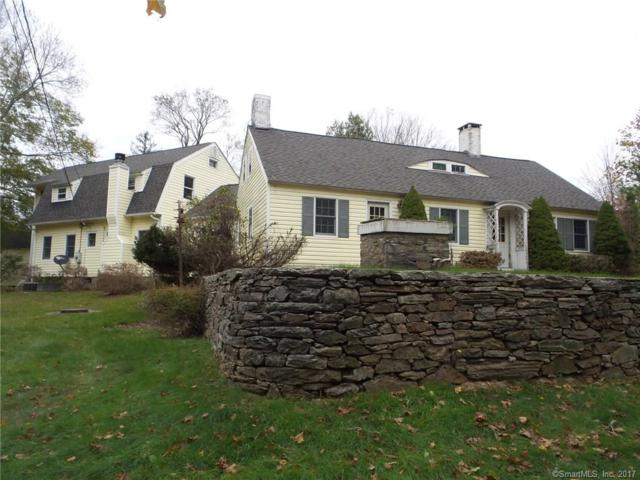 1530 Hartford Pike, Killingly, CT 06241 (MLS #170026972) :: Carbutti & Co Realtors