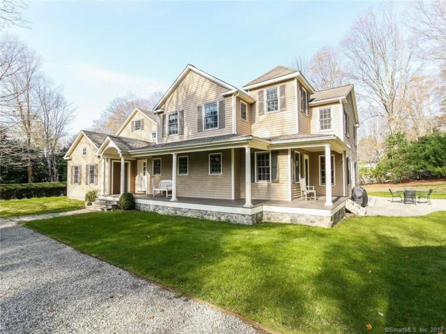 99 Lyons Plain Road, Weston, CT 06883 (MLS #170028149) :: The Higgins Group - The CT Home Finder