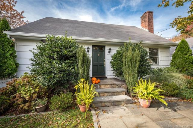 68 Edgerton Street, Darien, CT 06820 (MLS #170029389) :: The Higgins Group - The CT Home Finder