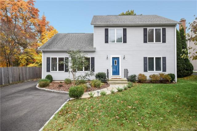 17 Bailey Avenue, Darien, CT 06820 (MLS #170029410) :: The Higgins Group - The CT Home Finder