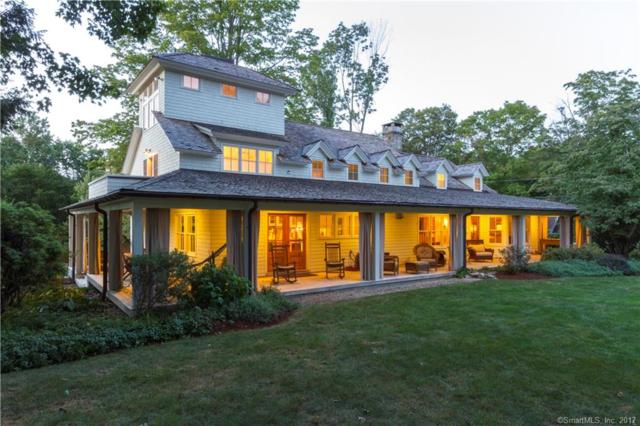 61 Georgetown Road, Weston, CT 06883 (MLS #170029970) :: The Higgins Group - The CT Home Finder