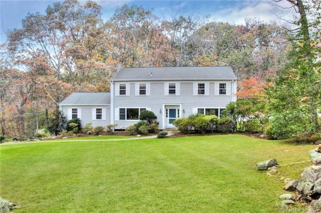 6 Messex Lane, Weston, CT 06883 (MLS #170030433) :: The Higgins Group - The CT Home Finder