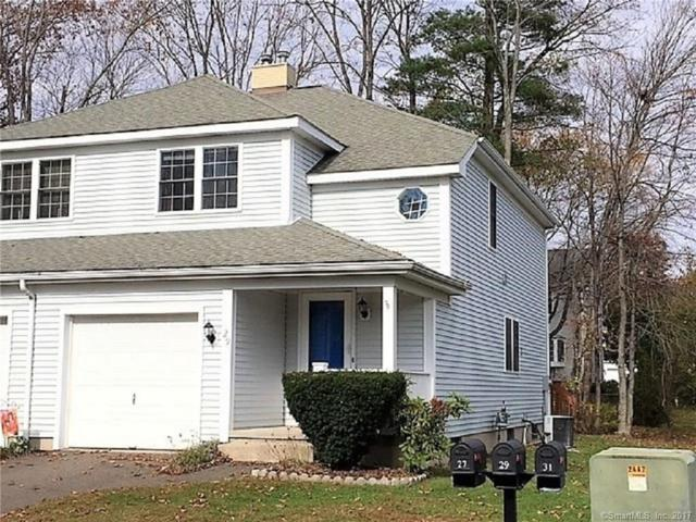 29 Littlebrook Crossing #29, Farmington, CT 06032 (MLS #170030488) :: Hergenrother Realty Group Connecticut