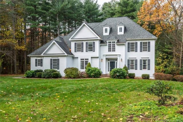 50 Oak Ridge Drive, Avon, CT 06001 (MLS #170030550) :: Hergenrother Realty Group Connecticut