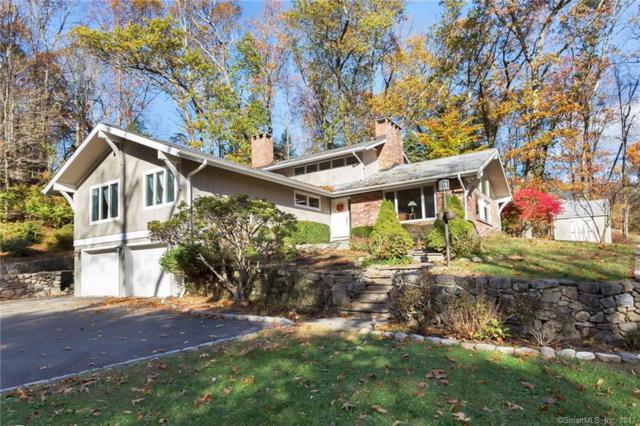 14 October Drive, Weston, CT 06883 (MLS #170030598) :: The Higgins Group - The CT Home Finder