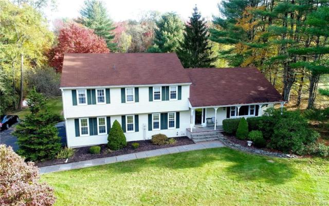 84 Brookmoor Road, Avon, CT 06001 (MLS #170030673) :: Hergenrother Realty Group Connecticut