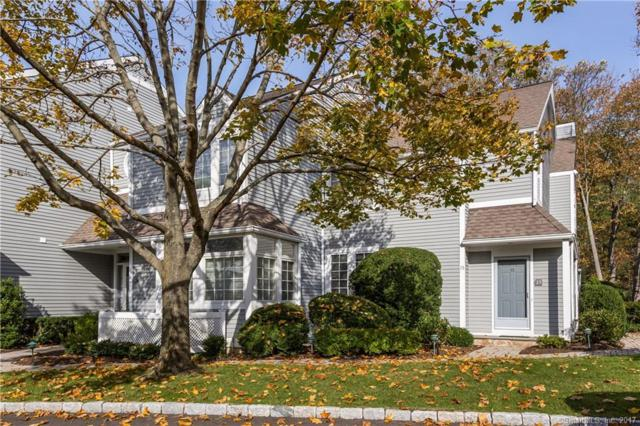 15 Hale Lane #15, Darien, CT 06820 (MLS #170030964) :: The Higgins Group - The CT Home Finder