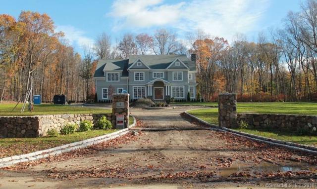 4 Ridge Lane, Weston, CT 06883 (MLS #170031416) :: The Higgins Group - The CT Home Finder