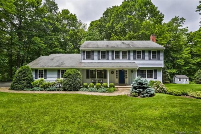 23 Old Wagon Road, Wilton, CT 06897 (MLS #170031572) :: The Higgins Group - The CT Home Finder