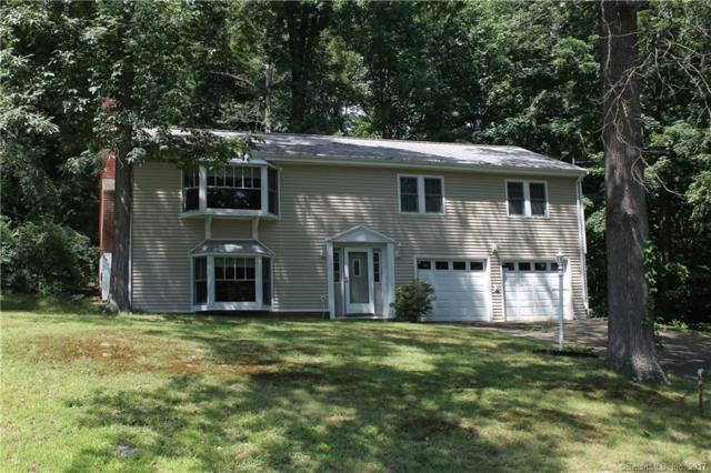 21 Whitewood Drive, Shelton, CT 06484 (MLS #170031641) :: The Higgins Group - The CT Home Finder
