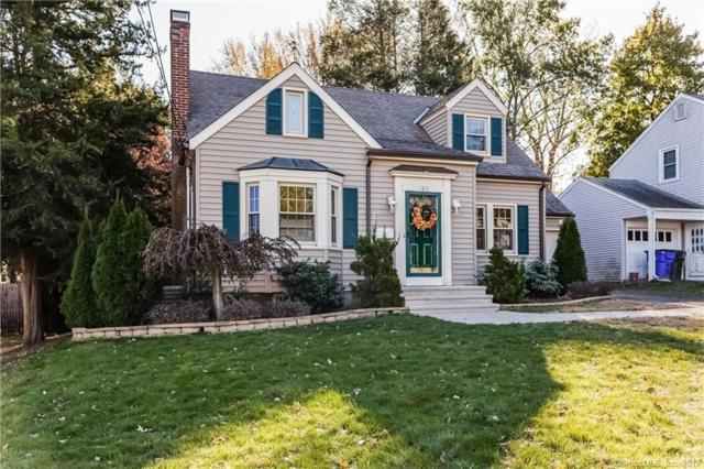 123 Coleman Road, Wethersfield, CT 06109 (MLS #170031901) :: Hergenrother Realty Group Connecticut