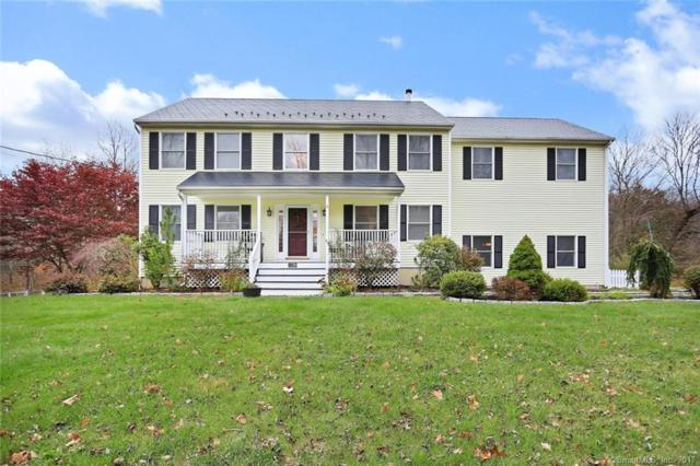 120 Lewis Road, Trumbull, CT 06611 (MLS #170031927) :: The Higgins Group - The CT Home Finder