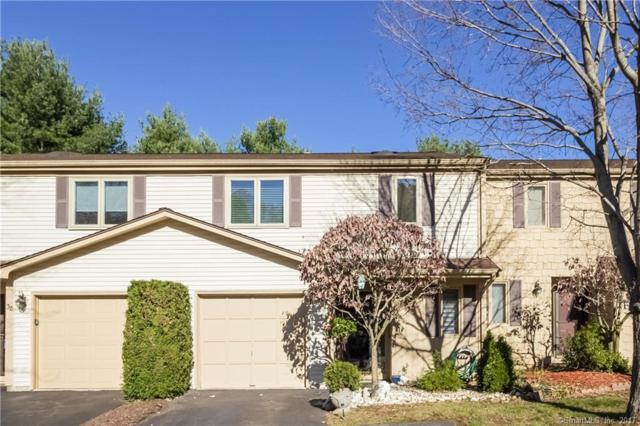 40 Apple Hill #40, Newington, CT 06111 (MLS #170032225) :: Hergenrother Realty Group Connecticut