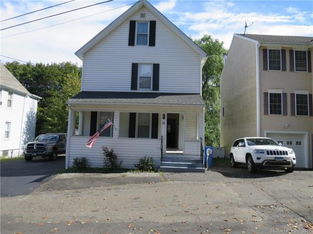 11 Mount Pleasant Street, Shelton, CT 06484 (MLS #170032445) :: The Higgins Group - The CT Home Finder