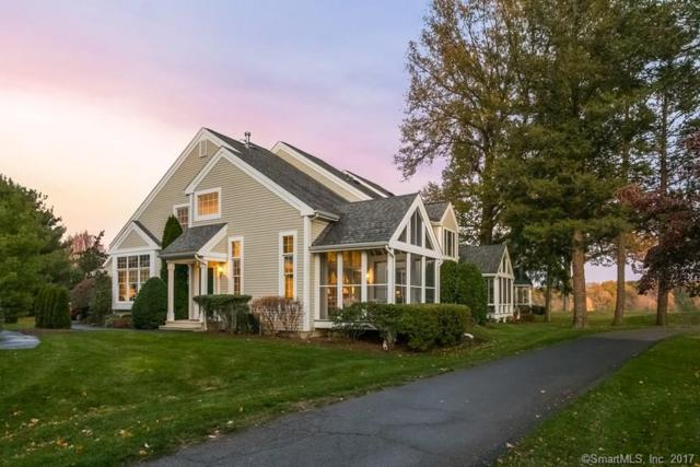 8 Pierson Green #8, Cromwell, CT 06416 (MLS #170032870) :: Carbutti & Co Realtors