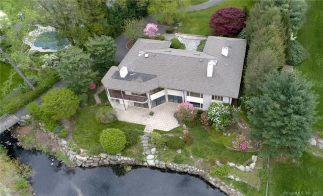 36 Brookridge Drive, Greenwich, CT 06830 (MLS #170032887) :: The Higgins Group - The CT Home Finder