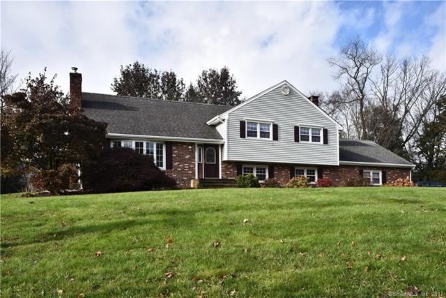 387 Crestwood Drive, Cheshire, CT 06410 (MLS #170033051) :: Carbutti & Co Realtors