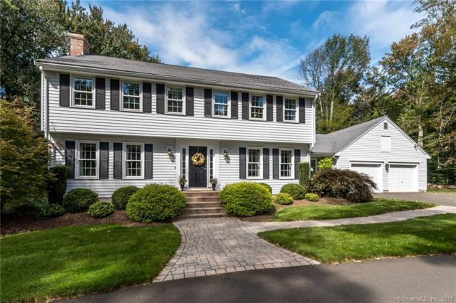 204 Hollister Drive, Avon, CT 06001 (MLS #170033096) :: Hergenrother Realty Group Connecticut