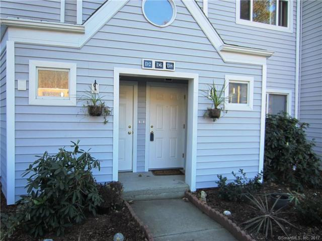 267 Melba Street D8, Milford, CT 06460 (MLS #170033319) :: Carbutti & Co Realtors