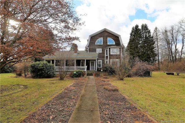 32 Walker Road, Thompson, CT 06277 (MLS #170034790) :: Anytime Realty