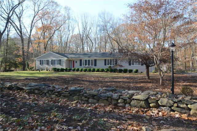 28 Northrop Road, Woodbridge, CT 06525 (MLS #170035027) :: Carbutti & Co Realtors