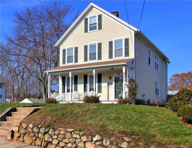 54 Burr Street, New Haven, CT 06512 (MLS #170036713) :: Carbutti & Co Realtors
