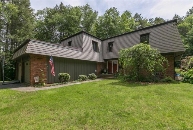 64 Shady Glen Lane, Somers, CT 06071 (MLS #170036992) :: NRG Real Estate Services, Inc.