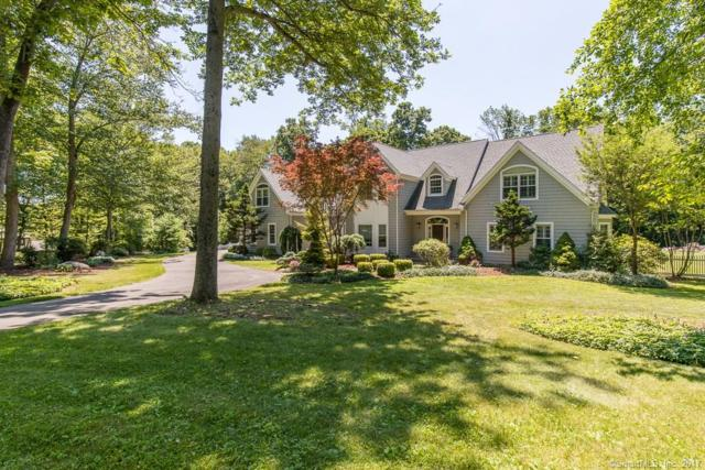 10 Grove Hill Road, Woodbridge, CT 06525 (MLS #170037233) :: Stephanie Ellison