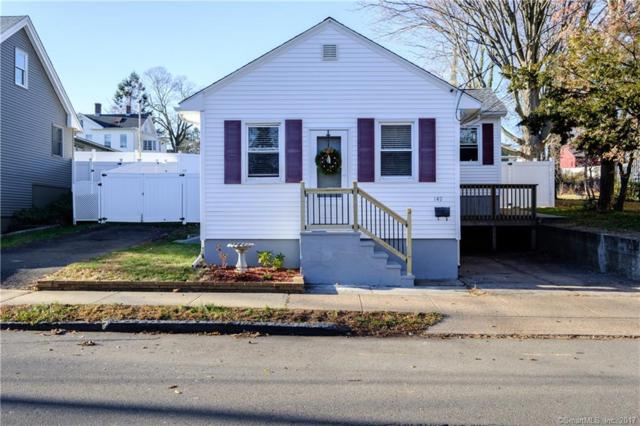 149 Fair Street, Wallingford, CT 06492 (MLS #170037532) :: Carbutti & Co Realtors