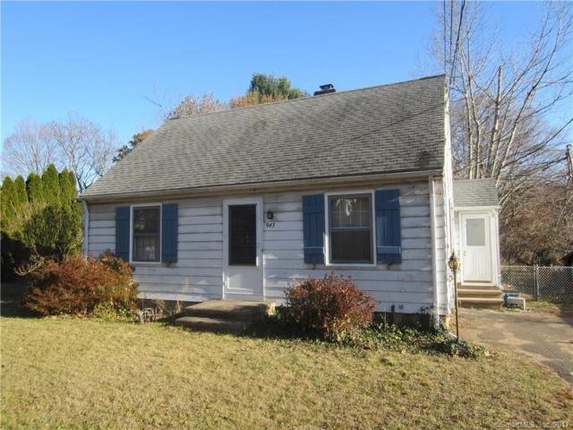 943 N High Street, East Haven, CT 06512 (MLS #170037604) :: Carbutti & Co Realtors