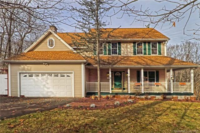 117 Woodcutters Drive, Bethany, CT 06524 (MLS #170037735) :: Stephanie Ellison