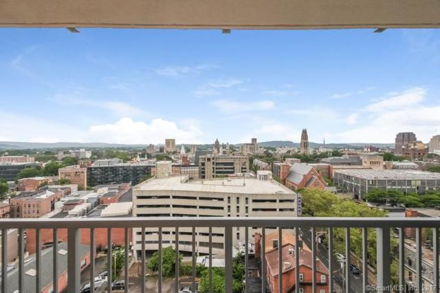 100 York Street 16-C, New Haven, CT 06511 (MLS #170038071) :: Carbutti & Co Realtors