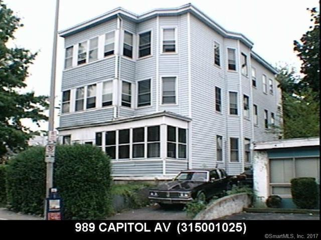989 Capitol Avenue, Hartford, CT 06106 (MLS #170038915) :: Anytime Realty