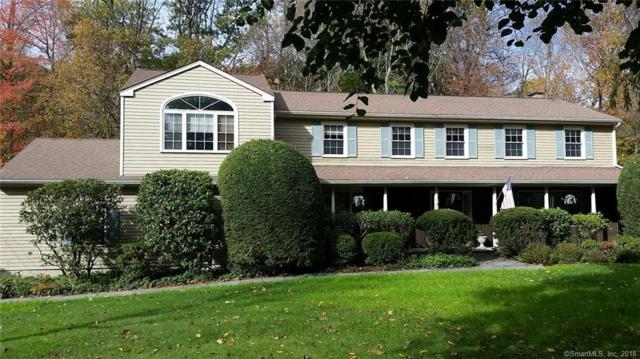 75 Teeter Rock Road, Trumbull, CT 06611 (MLS #170040554) :: The Higgins Group - The CT Home Finder