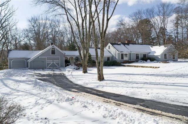 8 Priscilla Lane, Darien, CT 06820 (MLS #170043160) :: The Higgins Group - The CT Home Finder