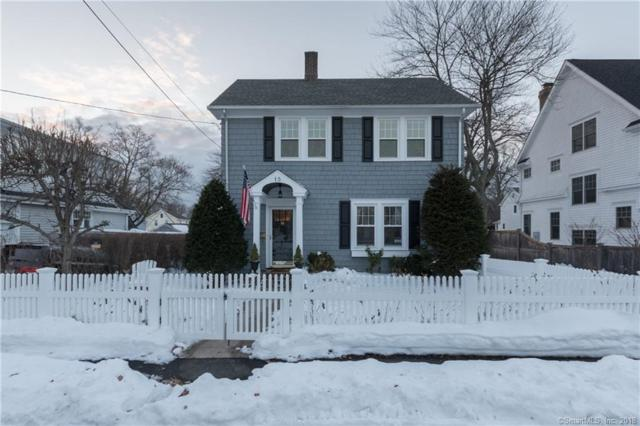 15 Charles Street, Darien, CT 06820 (MLS #170043528) :: The Higgins Group - The CT Home Finder