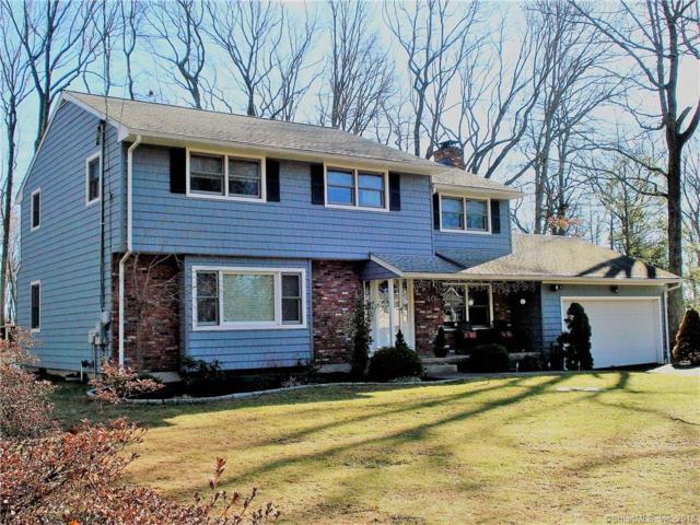 40 Soundridge Road, Shelton, CT 06484 (MLS #170043693) :: The Higgins Group - The CT Home Finder