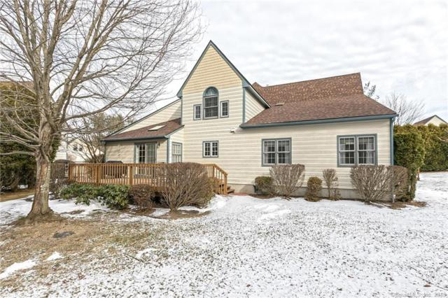 41 L Hermitage Drive #41, Shelton, CT 06484 (MLS #170043731) :: The Higgins Group - The CT Home Finder
